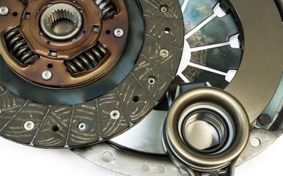 Clutch & Gearbox at Fitch Autos Brownhills Garage