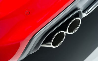 Exhausts at Fitch Autos Brownhills Garage