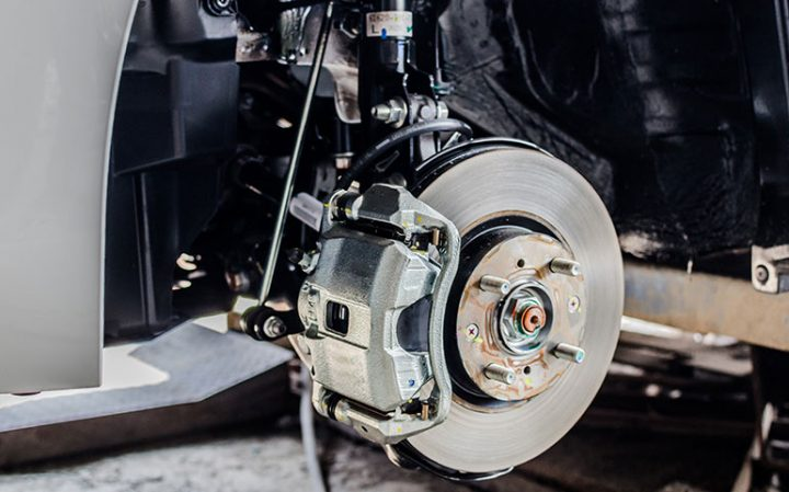 Fitch Autos offer a free brakes check to keep you safe and sound