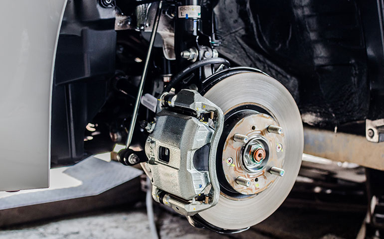Fitch Autos Brownhills Garage offer a free brakes check to keep you safe and sound