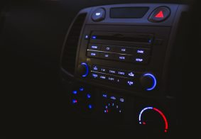 DAB Radio at Fitch Autos Brownhills Garage