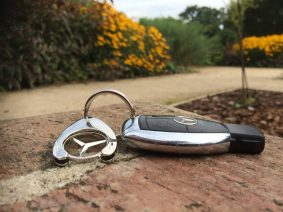 Keys at Fitch Autos Brownhills Garage