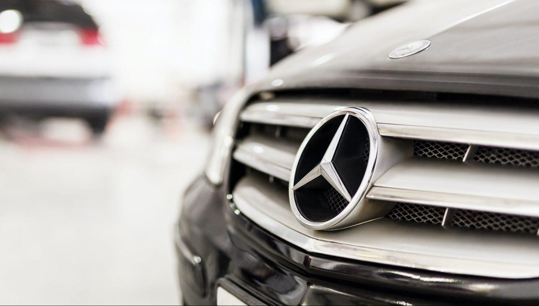 Mercedes Garage Wolverhampton