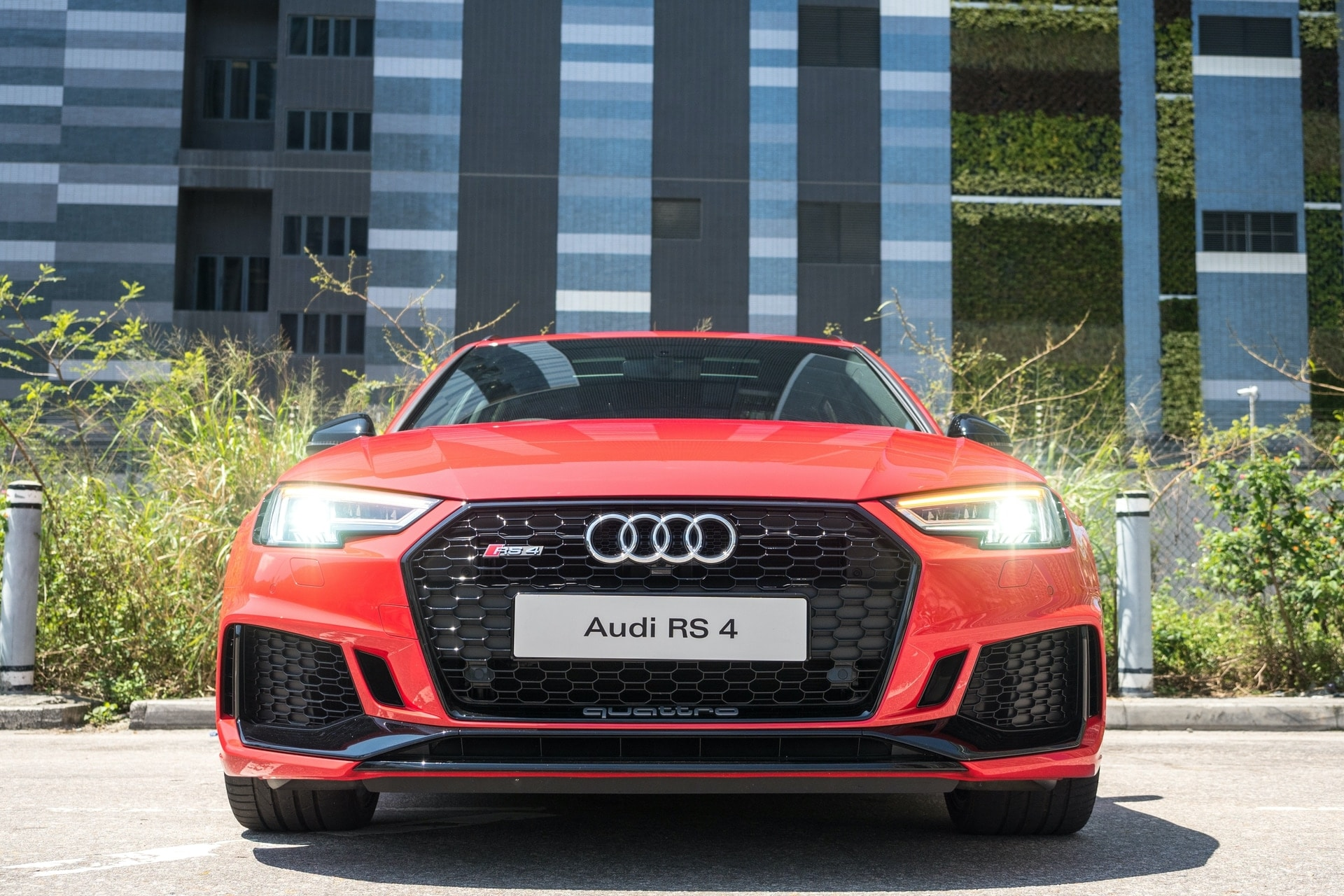 Audi garage wolverhampton
