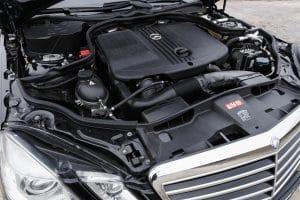 Mercedes E200 Faults Fixed