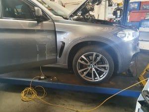 BMW X6 Adblue fault
